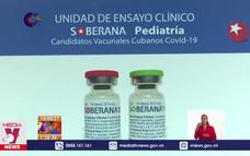 Cuba thử nghiệm vaccine nội địa trên trẻ em