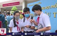 Kỳ thi vào lớp 10 tại Đà nẵng diễn ra an toàn, nghiêm túc