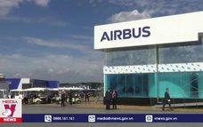 Mỹ-EU đạt thỏa thuận về tranh cãi Airbus-Boeing