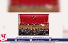 Đảng Lao động Triều Tiên họp toàn thể