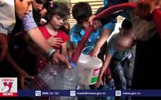 Hàng triệu người dân Syria đối mặt với cuộc sống khổ cực
