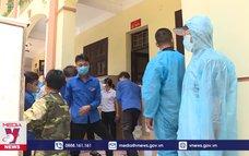 Sẻ chia khó khăn cùng đồng bào trong tâm dịch Bắc Giang
