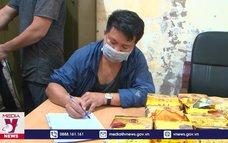 Điện Biên bắt 2 đối tượng vận chuyển 23,4kg ma túy