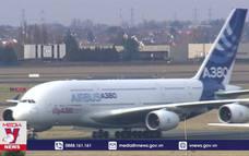 Anh-Mỹ đạt thỏa thuận về tranh chấp Airbus-Boeing