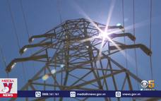 Mỹ cắt điện luân phiên trong cao điểm nắng nóng