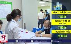 Tại sao đội tuyển Việt Nam chỉ cách ly tập trung 7 ngày?