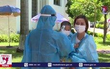Thái Bình đón hơn 200 lao động và thân nhân về từ Bắc Giang
