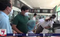 Bộ Y tế kiểm tra công tác phòng, chống dịch COVID-19 tại Nghệ An