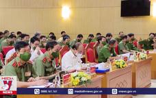 Chủ tịch nước dự Hội nghị sơ kết 6 tháng công tác Công an