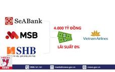 Giải ngân gói vay 4.000 tỷ đồng cho Vietnam Airlines