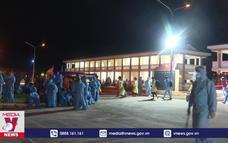 Lai Châu đón công nhân từ Bắc Giang về nơi cư trú