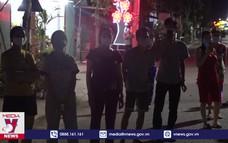 Kết thúc thời gian cách ly đối với 52 hộ dân huyện Cầu Kè