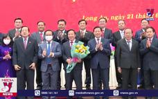 Long An bầu các chức danh lãnh đạo HĐND, UBND tỉnh
