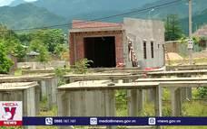 Bất cập tái định cư Cao tốc La Sơn - Túy Loan