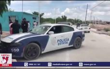 Xả súng hàng loạt tại biên giới Mexico