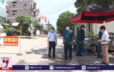 Huyện Yên Mỹ, Hưng Yên phong tỏa một số khu vực
