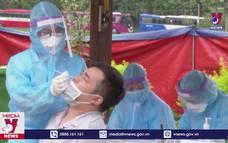 Cao Bằng đón công dân trở về từ Bắc Giang