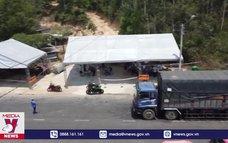 Bình Định cấm tắm biển, tái lập các chốt kiểm soát tại cửa ngõ