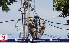 Nghệ An cấp điện ổn định khi nắng nóng cực đoan