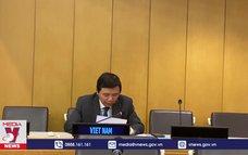 Việt Nam lên tiếng về vấn đề Biển Đông
