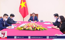 Thủ tướng điện đàm với Tổng Giám đốc Tổ chức Y tế thế giới