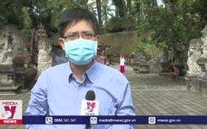 COVID -19 bùng phát đe dọa kế hoạch tái mở cửa du lịch Indonesia