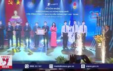 VNPT VinaPhone đón nhận Huân chương Lao động hạng Nhất