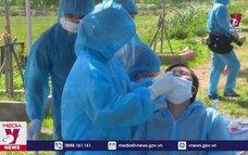 Nghệ An đón gần 900 công dân về từ Bắc Giang
