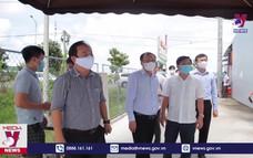 Kiểm tra tình hình phòng, chống dịch tại Kiên Giang