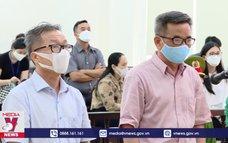Y án sơ thẩm đối với các bị cáo vụ đại án tại BIDV