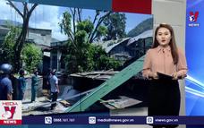 Giông lốc gây thiệt hại lớn ở vùng cao Phước Bình (Ninh Thuận)