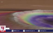 Tìm muối trên Sao Hỏa
