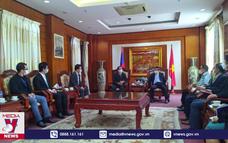 Lào hỗ trợ Việt Nam ứng phó với dịch COVID-19
