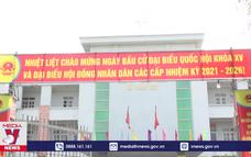 Sai phạm nghiêm trọng trong bầu cử HĐND xã Tráng Việt
