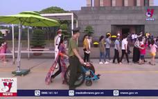 Tạm ngừng tổ chức lễ viếng Chủ tịch Hồ Chí Minh