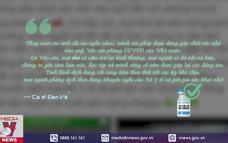 """Cùng """"góp gạo"""" đến Quỹ Vaccine COVID-19"""