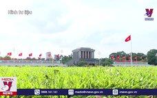 Lăng Chủ tịch Hồ Chí Minh tạm dừng tổ chức lễ viếng để bảo dưỡng, tu bổ