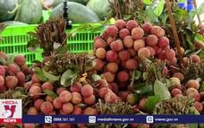 Bán hàng không lợi nhuận hỗ trợ tiêu thụ vải Bắc Giang