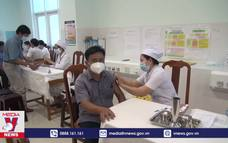 Vĩnh Long triển khai tiêm vaccine phòng COVID-19 đợt 3