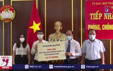 Quảng Nam tiếp nhận 22 tỷ đồng phòng, chống COVID-19