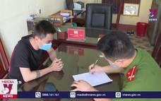Thanh Hóa bắt 2 đối tượng lừa đảo liên tỉnh