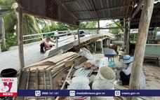 Tổ vận động xây cầu, đường từ thiện