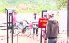 Lái xe vào Kon Tum phải có giấy xét nghiệm COVID-19