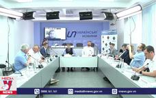 Hội thảo quốc tế về Biển Đông tại Ukraine
