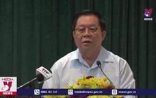 Trưởng Ban Tuyên giáo Trung ương làm việc tại Tuyên Quang
