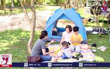 Cắm trại – Xu hướng du lịch thời COVID