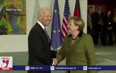 Thủ tướng Đức thăm Mỹ