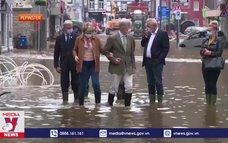 Thảm họa lũ lụt tại Tây Âu: 153 người thiệt mạng, hơn 1.000 người mất tích