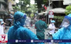 Đảm bảo an toàn phòng chống dịch tại phố cổ Hà Nội