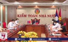 Tăng cường hợp tác hoạt động kiểm toán giữa Việt Nam và Lào